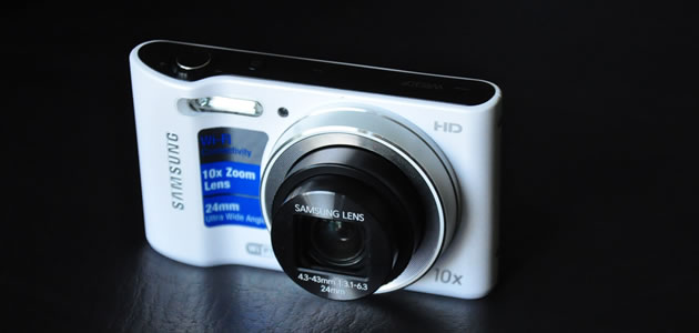 Samsung WB30F Smart Camera Review