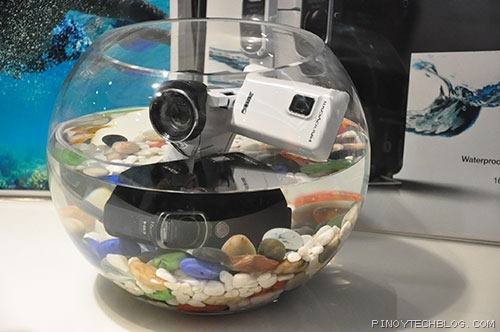 Sony HDR-GWP88, waterproof Handycam with built-in projector for P34,999