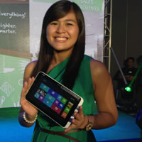 Acer Iconia W3, 8-inch Windows 8 tablet for P19,900