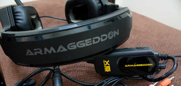 Armageddon Avatar Pro X5 featured