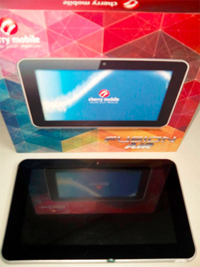 """Cherry Mobile Fusion Air might just be the """"tablet ng bayan"""" at only P2,999"""