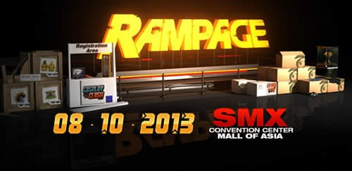 Rampage 2013