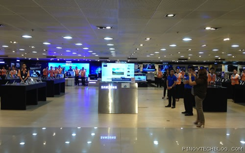 Experience The Future Home With Samsung S Path At The Sm Appliance Center Makati Pinoy Tech Blog