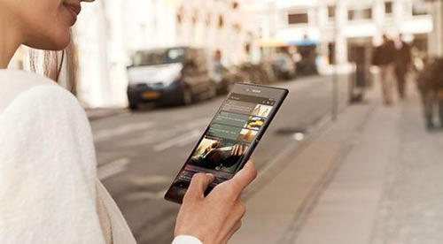 Sony Xperia Z Ultra, 6.4-inch Full HD ultra-slim LTE smartphone