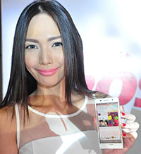 Huawei Ascend P6, 4.7-inch super-slim quad-core phone for Php18,990
