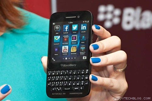 BlackBerry--Q5