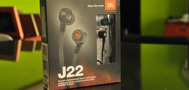 JBL J22 In-Ear Headphones Review