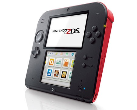 Nintendo announces the Nintendo 2DS, foregoes clamshell design