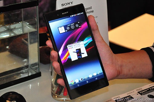 Sony Xperia Z Ultra Compared To The Nexus 7 Tablet Helps Give Some ...