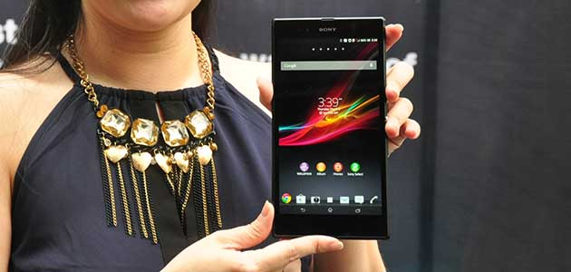 First Impressions: Sony Xperia Z Ultra