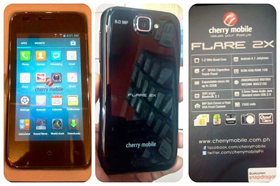 Cherry-Mobile-Flare-2X