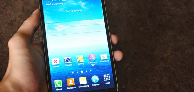 Review: Samsung Galaxy Mega 6.3, size matters