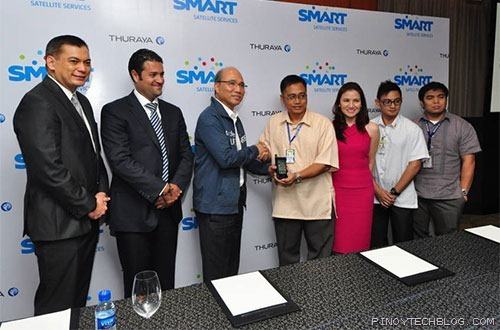 Smart-Thuraya-partnership