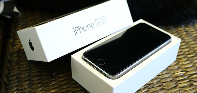 First Impressions: iPhone 5S