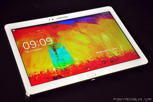 science and technology  samsung galaxy note edition retails for p