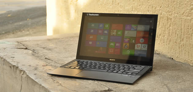 Sony VAIO Pro 13 Ultrabook Review