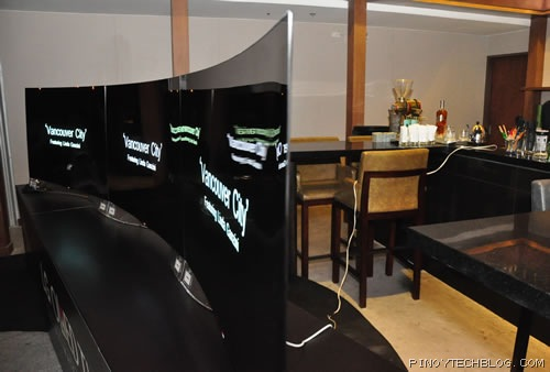 LG launches world's first Curved OLED TV and it's freakishly thin