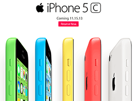 Smart reveals iPhone 5S and 5C pricing for postpaid and prepaid