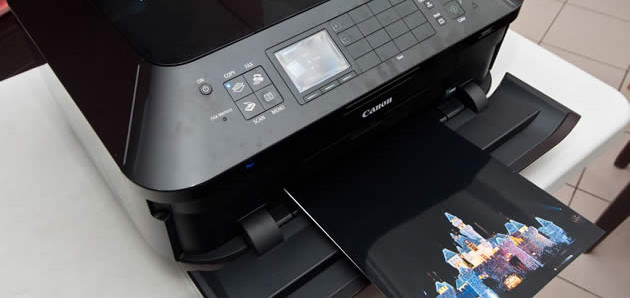 Canon Pixma MX927 All-In-One Wireless Printer Review