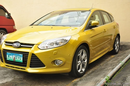 Ford Focus Sport