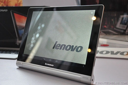 Lenovo Yoga Tablet, Android tablet with at least 18-hour battery life