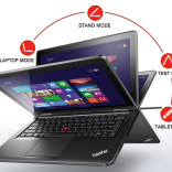 Lenovo Launches Flexible, Multi-mode Hybrid Laptop