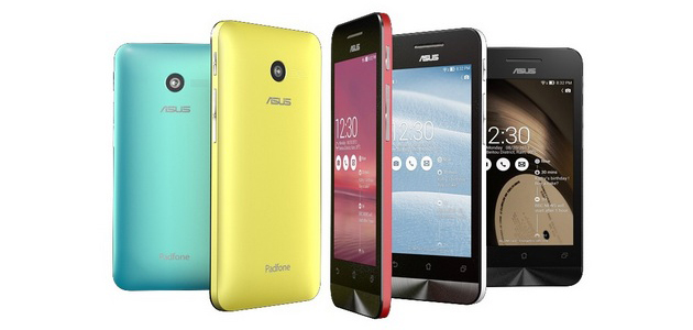 ASUS ZenFone 4, ZenFone 5 and ZenFone 6 Announced