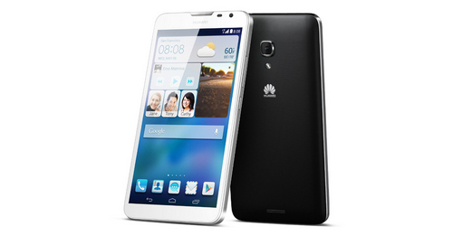 Huawei Intros Improved Ascend Mate with 4G and Reverse Charging Feature