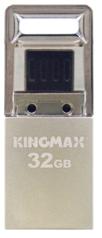 KINGMAX Launches Dual Interface OTG USB Flash Drive