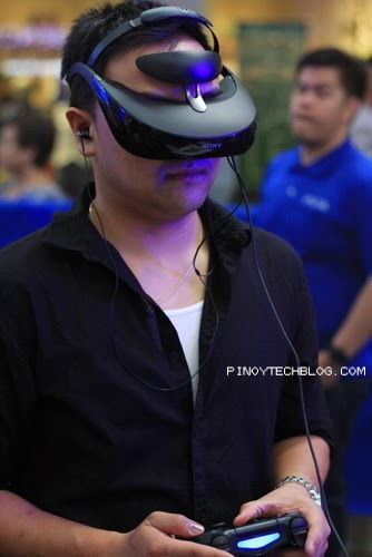 Sony HMZ - T3 Personal 3D Viewer (7)