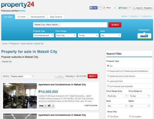 property24 philippines website 1