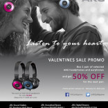 AKG Headphones and Earphones Goes on Sale