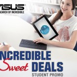 ASUS Incredible Sweet Deals