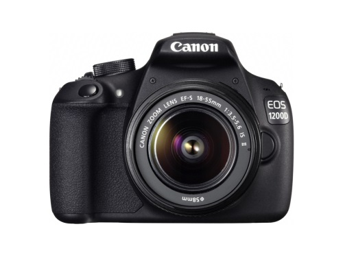 Canon EOS 1200D Launched