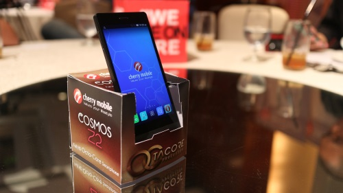Cherry Mobile Launches Full HD Octa Core Smartphone