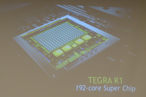 NVIDIA TEGRA K1 192-core Super Chip – Console in the Palm of Your Hand