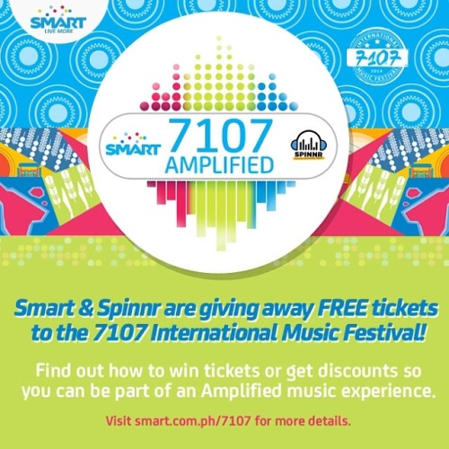 Want to Watch 7107 Amplified Music Festival for FREE?