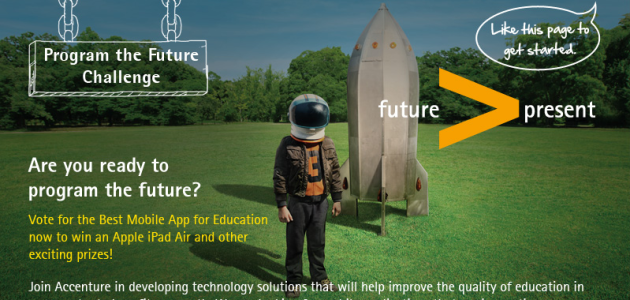 Program the Future: The Accenture Technology Campus Challenge Winners
