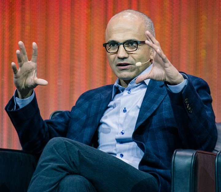 Microsoft Names New CEO