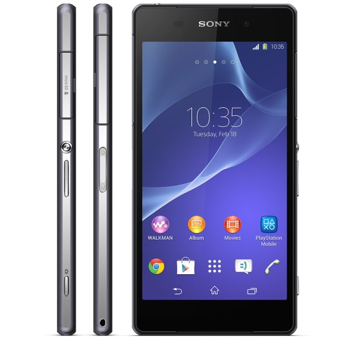 Top 3 Reasons why Sony's Xperia Z2 Gets the First Look Advantage in the Smartphone Race This Year