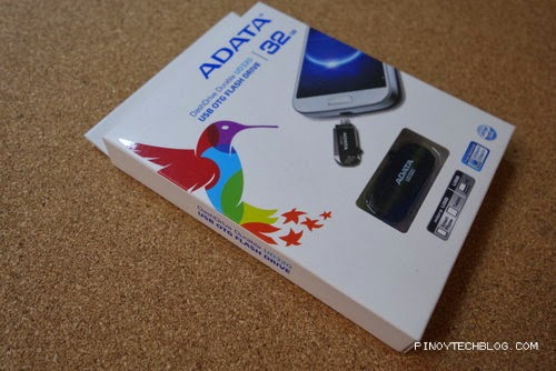 ADATA DashDrive Durable UD320 USB OTG Flash Drive Review
