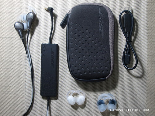 Bose QuietComfort 20i earphones (7)