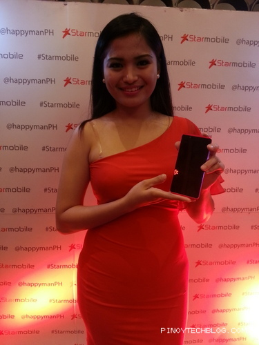 Starmobile Launches 5-inch Octa Core Smartphone