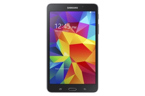 Galaxy Tab4 7.0 (SM-T230) Black_1