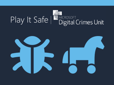 Microsoft Launches Play It Safe Campaign