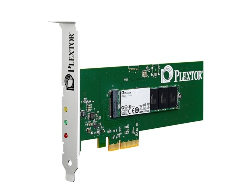 Plextor brings new M6e PCIe SSD for local gaming community