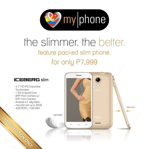 MyPhone Launches Two New Quad Core Smartphones