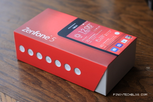 Hands On with the ASUS ZenFone 5