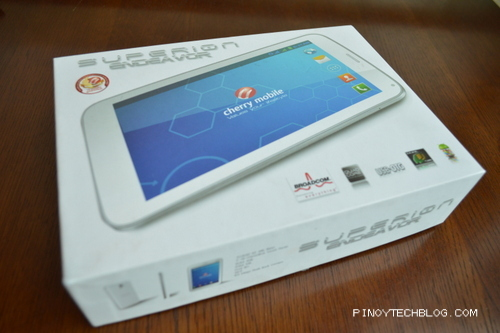 Cherry Mobile Superion Endeavor Review