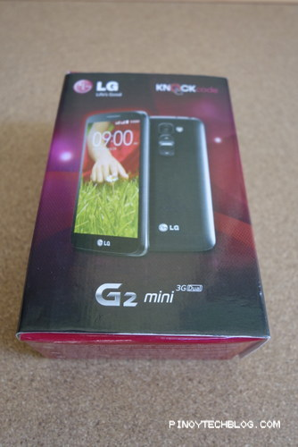 LG G2 Mini Quick Review